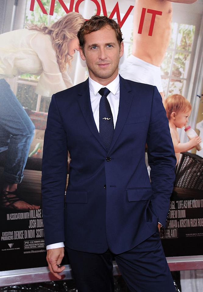 "<a href=""http://movies.yahoo.com/movie/contributor/1800354375"">Josh Lucas</a> at the New York City premiere of <a href=""http://movies.yahoo.com/movie/1810126237/info"">Life as We Know It</a> on September 30, 2010."