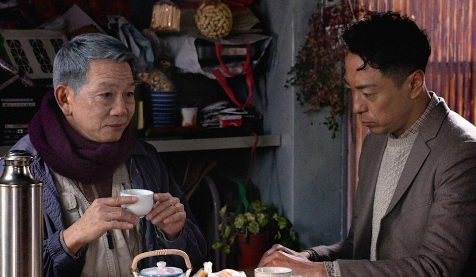 A scene from Tracey, a Hong Kong movie about a middle-aged man's gender transition. Photo: Handout