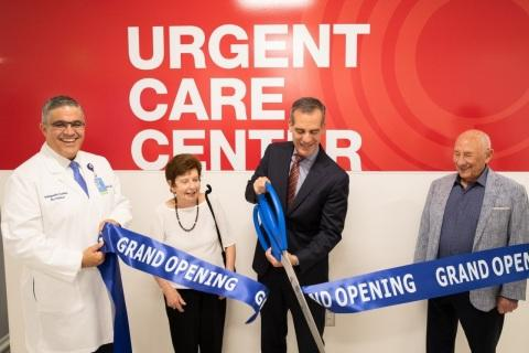 Orthopaedic Institute for Children Opens L.A.'s Newest and Most Modern Pediatric Urgent Care Center