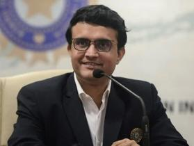 "Sourav Ganguly lauds Team India for ""fearless batting"" against West Indies"