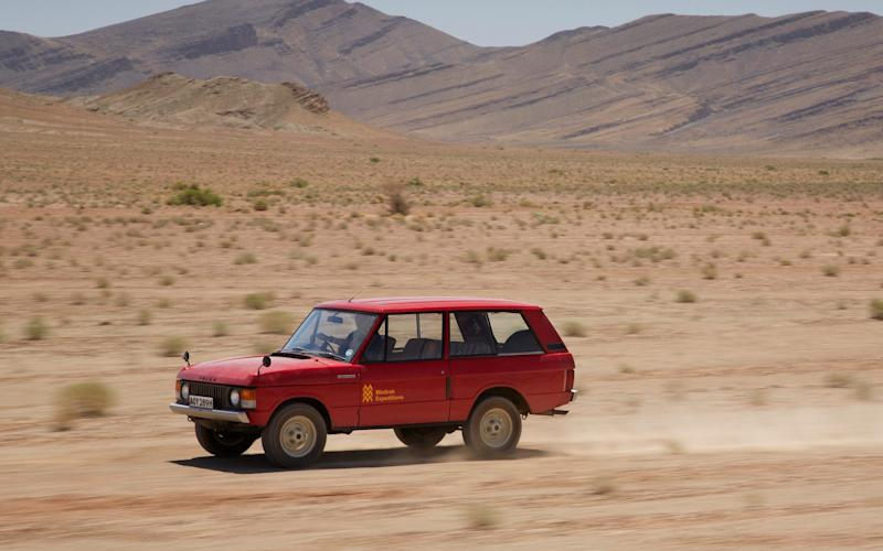 oldest Range Rover in the world