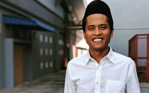 Amerul Affendi couldn't get offers because of his small number of social media followers