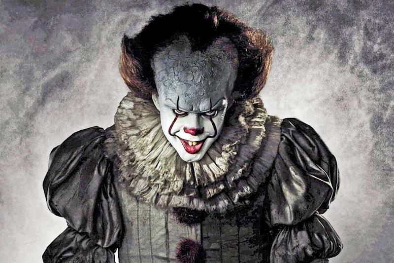 Gateway to literature: Pennywise the clown from the recent film adaptation of Stephen King's It