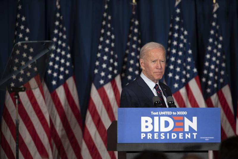 Joe Biden, Once Cautious About Calling for President Trump's Impeachment, Now Openly Supports It