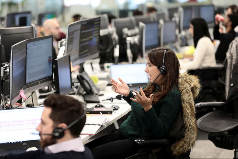 FTSE 100 powers through as WHO tempers China virus fears