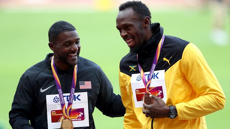 Gatlin: American sprinters ready to rule the world in post-Bolt era