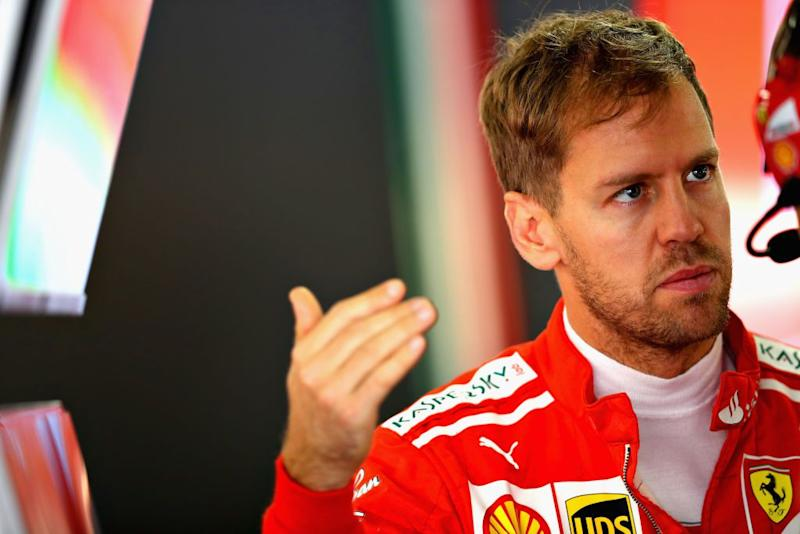 Baku a painful 'standout' for Vettel in 2017