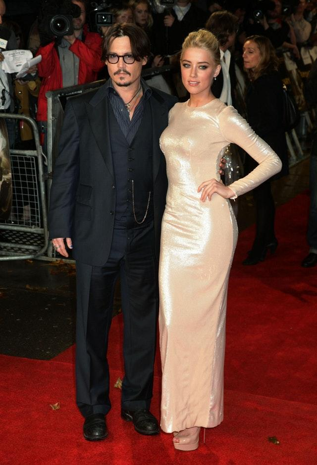 The Rum Diary premiere – London