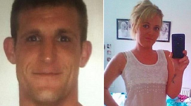 Mattw Williams (left) who ate Cery Yemm's face during shocking attack