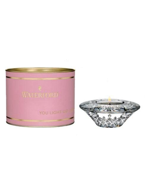 <p>The packaging of this <span>Waterford Crystal Votive</span> ($38, originally $50) is so pretty.</p>