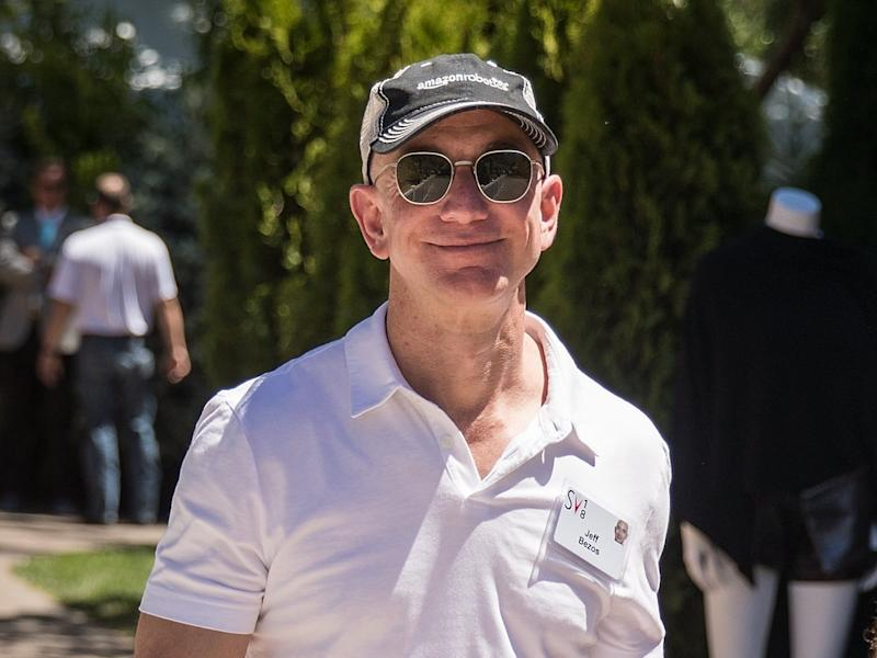 Jeff Bezos Sun Valley