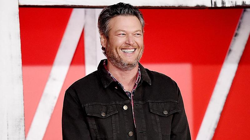 Blake Shelton Attempts to Teach Gwen Stefani's Son Kingston How to Drive -- See the Epic Fail!