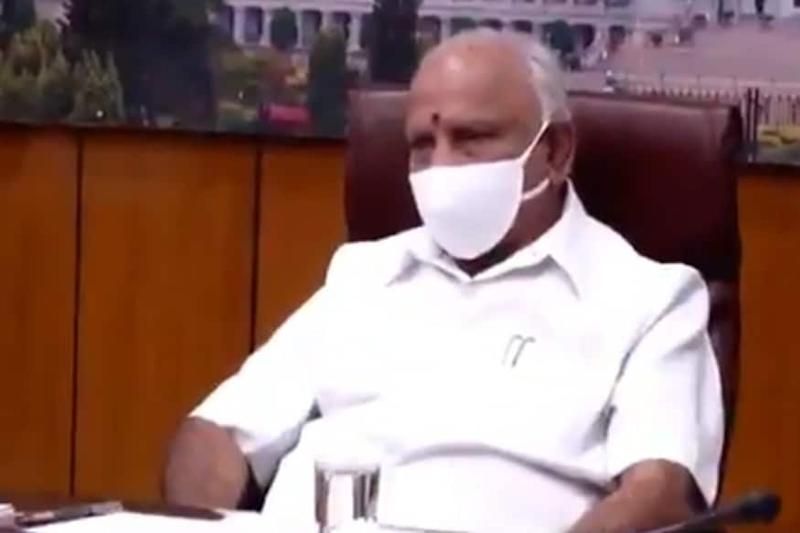 Karnataka CM BS Yediyurappa's Son Vijayendra Tests Positive for Covid-19, Goes Into Home Quarantine