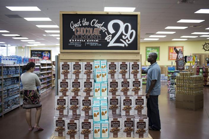 """<p>Especially at city locations, Trader Joe's stores can feel small compared to other major supermarkets. Don't be quick to count that as a negative though—because it's <a href=""""http://www.investopedia.com/articles/markets/082715/trader-joes-stock-doesnt-exist-heres-why.asp"""" rel=""""nofollow noopener"""" target=""""_blank"""" data-ylk=""""slk:not a public chain"""" class=""""link rapid-noclick-resp"""">not a public chain</a>, TJ's doesn't have pressure to grow and can keep stores stocked with an affordable selection of specialty items.</p>"""