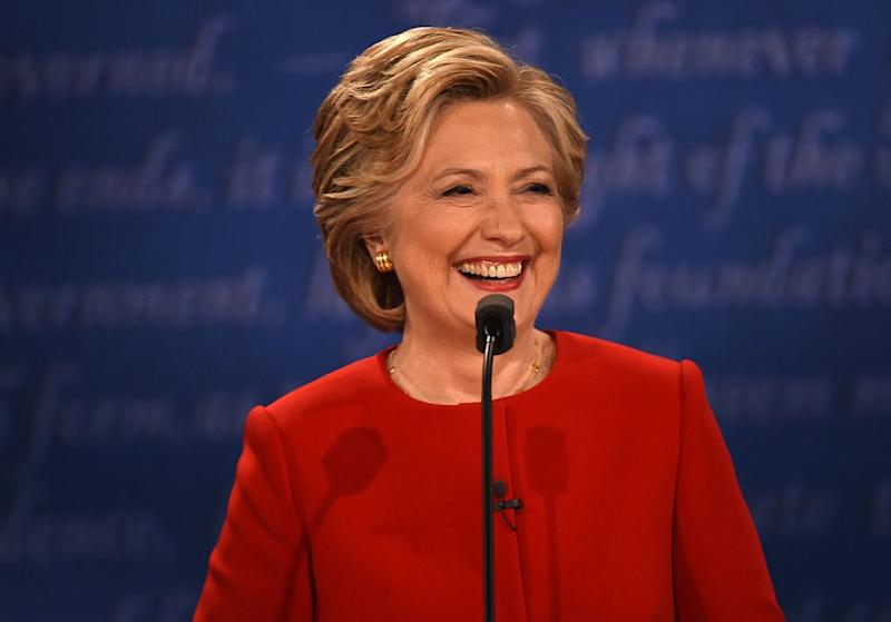 10 hillary clinton moments from the debate that made us scream yassss