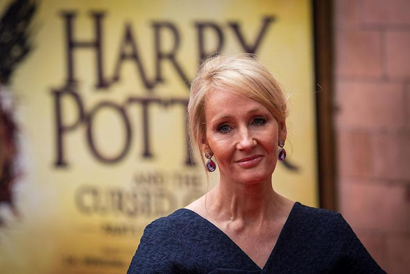 J.K. Rowling Got the Most Perfect Harry Potter Birthday Cake Ever