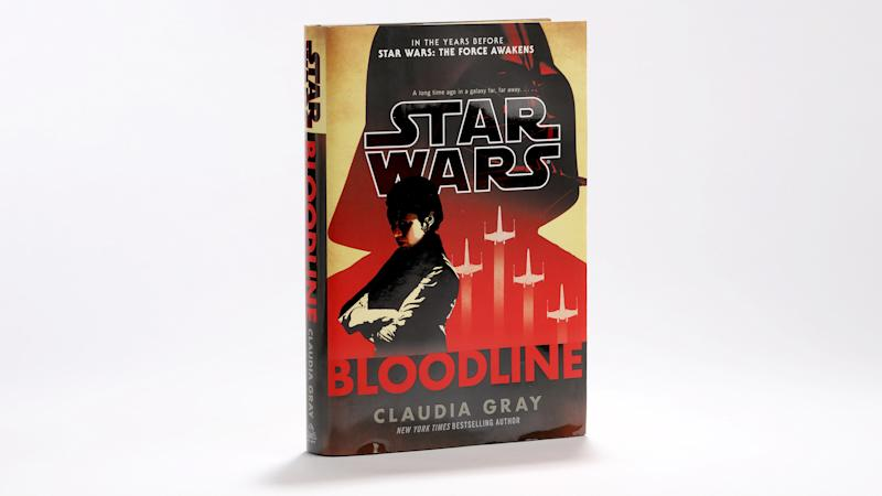 Star Wars Bloodline by Claudia Gray (Credit: Michael Tercha/Chicago Tribune/TNS)