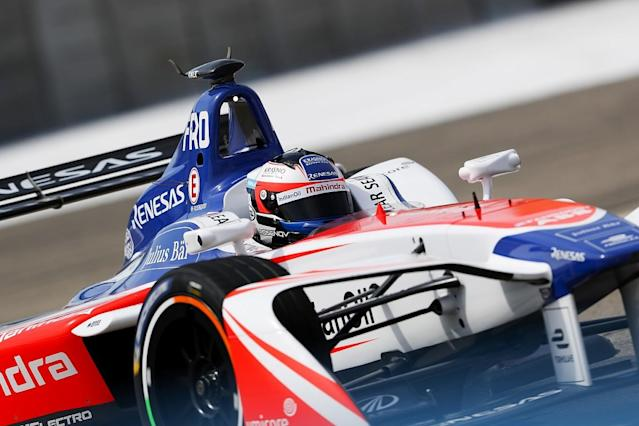 Felix Rosenqvist believed he had to try his risky move that backfired at the start of the Berlin Formula E race to regain ground in the title fight