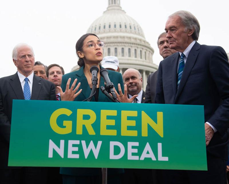 The Green New Deal Could Launch Republican Climate Solutions