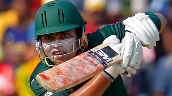 Pakistan Leave Out Kamran Akmal From Champions Trophy Squad