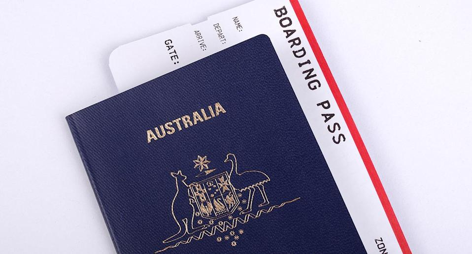 Australian passport holders will be able to fast-track through British airports using e-passport gates. Image: Getty