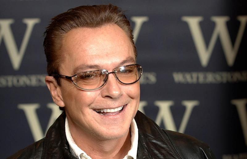 <strong>David Cassidy</strong> (PA Archive/PA Images)
