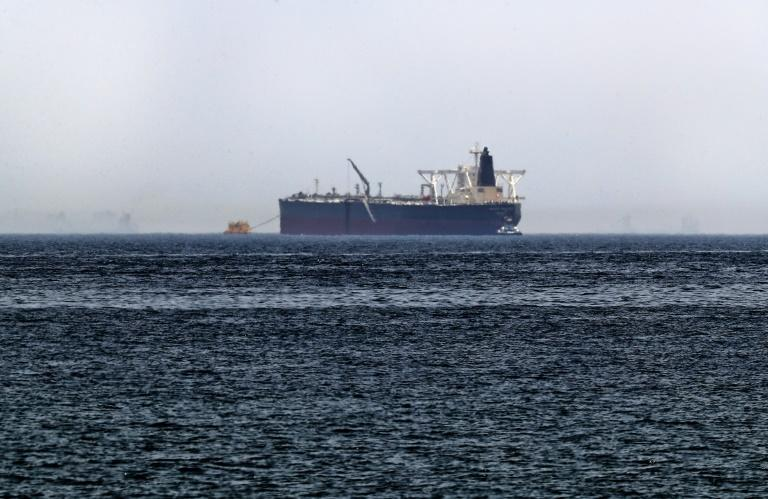 The Saudi tanker Amjad was one of four vessels damaged by sabotage attacks off the United Arab Emirates on May 12