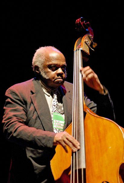 PHOTO: Henry Grimes performing with the Marc Ribot Quartet at the Queen Elizabeth Hall, London on 10 November 2006 during the London Jazz Festival. (Howard Denner/Photoshot/Getty Images)