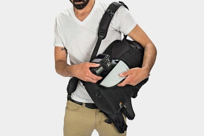 mejores mochilas laptop lowepro protactic 350 aw camera and backpack 7 700x467 c