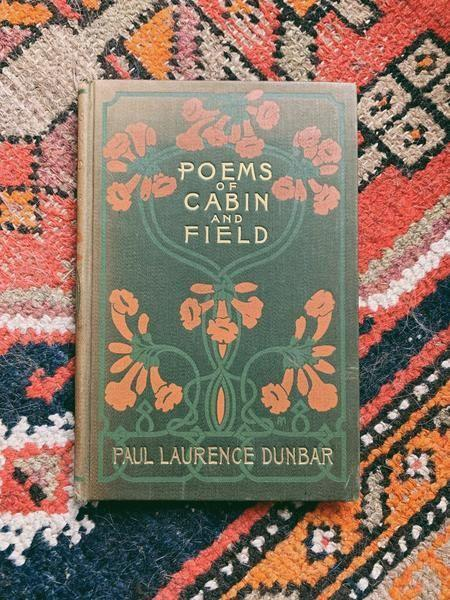 "<p>blkmktvintage.com</p><p><strong>$150.00</strong></p><p><a href=""https://www.blkmktvintage.com/products/antique-hardcover-poems-of-cabin-and-field-by-paul-laurence-dunbar-1902"" rel=""nofollow noopener"" target=""_blank"" data-ylk=""slk:Shop Now"" class=""link rapid-noclick-resp"">Shop Now</a></p><p>This Brooklyn-based shop sells an expertly curated collection of vintage curiosities rooted in Black history. </p>"
