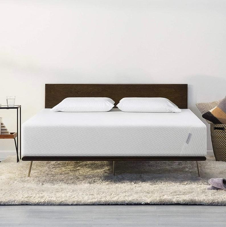 "Getting good sleep is one of the simplest ways to take care of yourself, and one look at the reviews for this discounted mattress from Tuft and Needle proves its value. Stop putting off quality z's and take the plunge on a mattress that will upgrade your rest at a reasonable price point. $595, Amazon. <a href=""https://www.amazon.com/Tuft-Needle-Mattress-Certi-PUR-Certified/dp/B00QBZ265U"" rel=""nofollow noopener"" target=""_blank"" data-ylk=""slk:Get it now!"" class=""link rapid-noclick-resp"">Get it now!</a>"