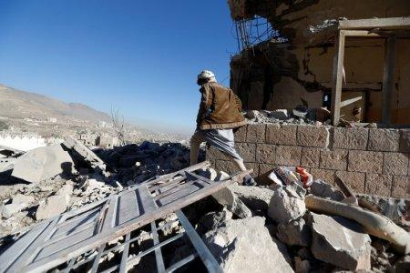 Yemen War: 68 civilians killed by airstrikes in one day