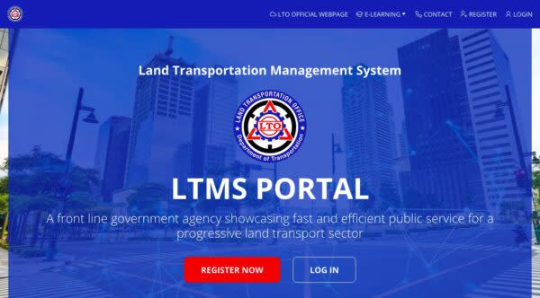 Driver's License in the Philippines - LTMS Portal