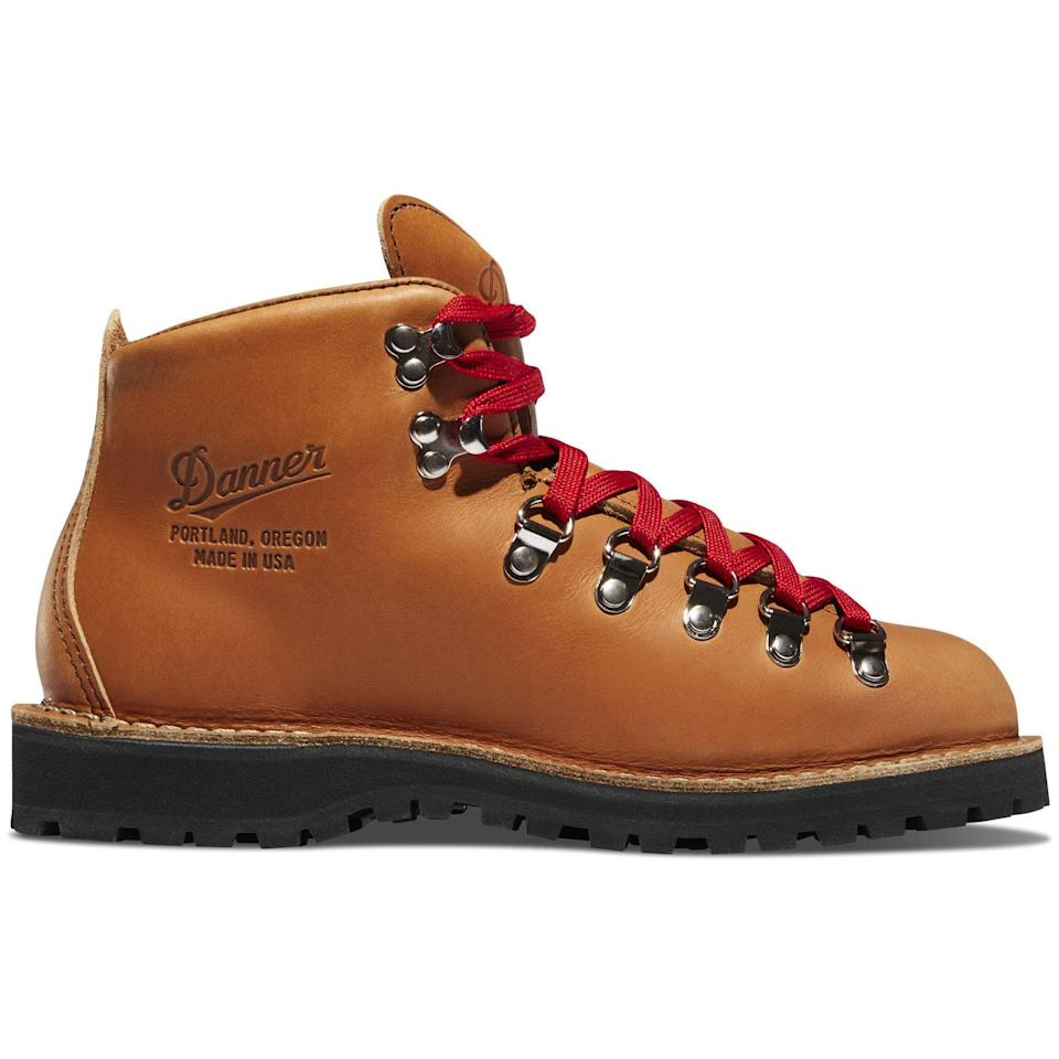 """<p><strong>Danner</strong></p><p>amazon.com</p><p><strong>$360.00</strong></p><p><a href=""""https://www.amazon.com/dp/B00K230DIY?tag=syn-yahoo-20&ascsubtag=%5Bartid%7C10056.g.3124%5Bsrc%7Cyahoo-us"""" rel=""""nofollow noopener"""" target=""""_blank"""" data-ylk=""""slk:Shop Now"""" class=""""link rapid-noclick-resp"""">Shop Now</a></p><p>You can't go wrong with a pair of Danner boots. Great for snow, the everyday, and even hiking, these babies will last a lifetime. </p>"""