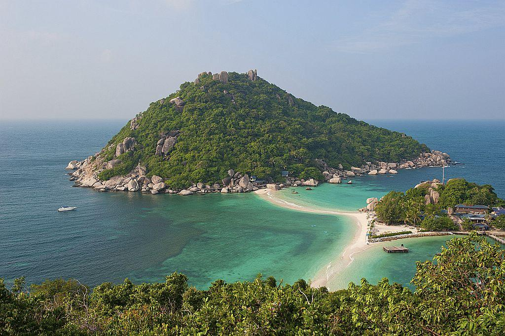 "<strong>Koh Tao, Surat Thani Province, Thailand</strong><br /><br />Drifting serenely in the Gulf of Thailand, the palm-fringed island of Ko Tao takes its name from the abundant sea turtles that reside on its shores. White sand beaches sheltered by steep hills – some only accessible with four-wheel drive vehicles – and 300 days of sun per year invite long afternoons of lounging.<br /><br /><a title=""TripAdvisor Plan your holiday"" href=""https://ec.yimg.com/ec?url=http%3a%2f%2fwww.tripadvisor.in%2fTourism-g303910-Koh_Tao_Surat_Thani_Province-Vacations.html%26quot%3b&t=1493348829&sig=W9mV5yxfPTfM9cQ7pJVSKQ--~C target=""_blank"">Plan your holiday</a> (TripAdvisor)"