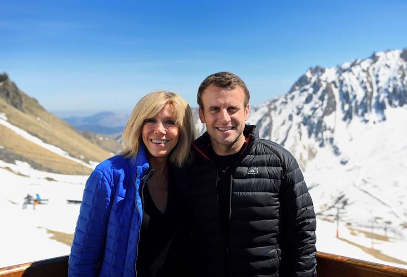 Hey, Did You Know That French Presidential Candidate Emmanuel Macron is Married to His High School Teacher?