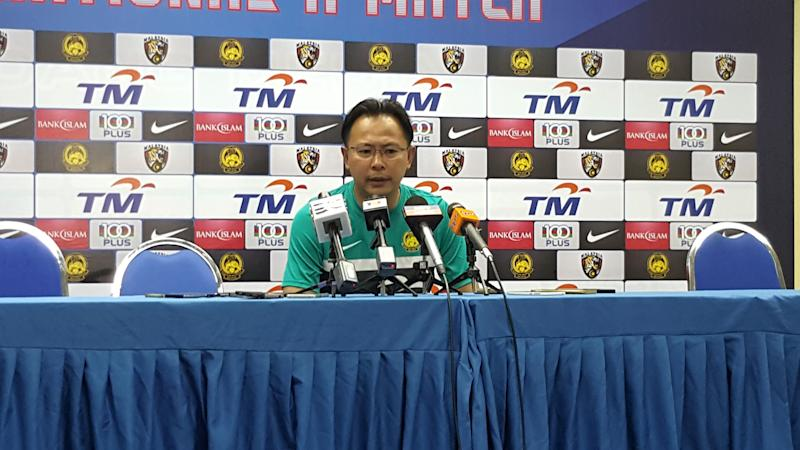 Kim Swee grateful for return to Malaysia U23 head coach role