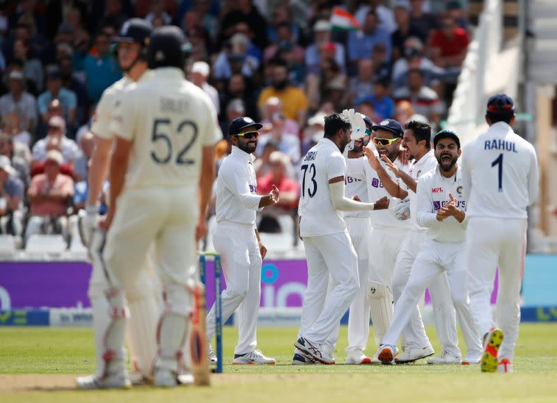 First Test - England v India