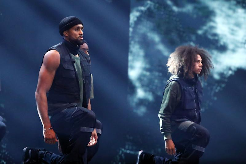 Diversity performing on Britain's Got Talent (Photo: Dymond/Thames/Syco/Shutterstock)