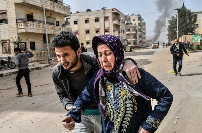 YouTube has deleted hundreds of thousands of videos uploaded by Syrian activists since it introduced automated software in 2017 to detect and delete objectionable content, including violent or graphic videos