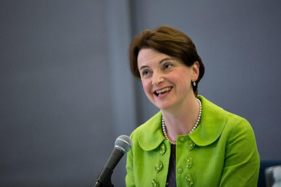 Baroness Berridge spoke candidly about her backgroundGovernment Equalities Office (GEO)