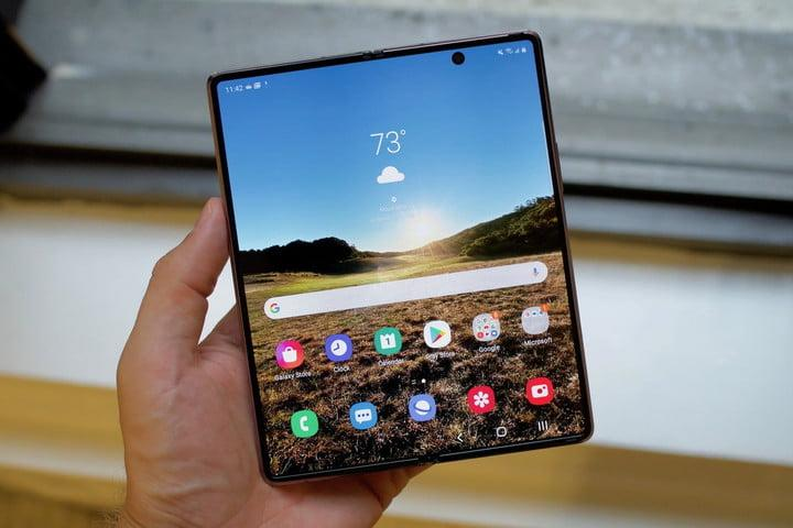 Samsung Galaxy Z Fold 2 vs. Galaxy Note 20 Ultra