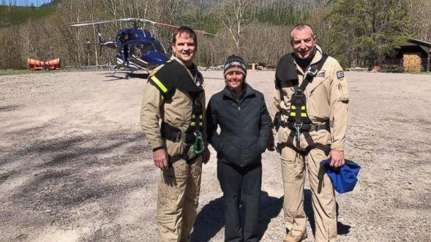 PHOTO: Madeline Connelly, 23, was found nearly one week after she went missing on a hike in Montana. (Courtesy Mike Gogen/Two bear air rescue owner)