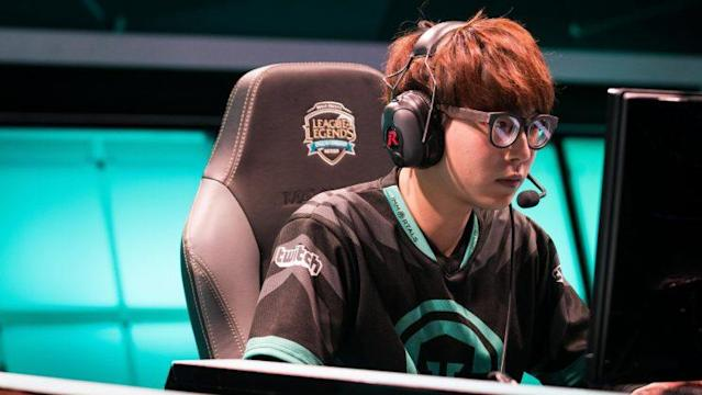 Reignover as a member of the 2016 Immortals roster (Jeremy Wacker)