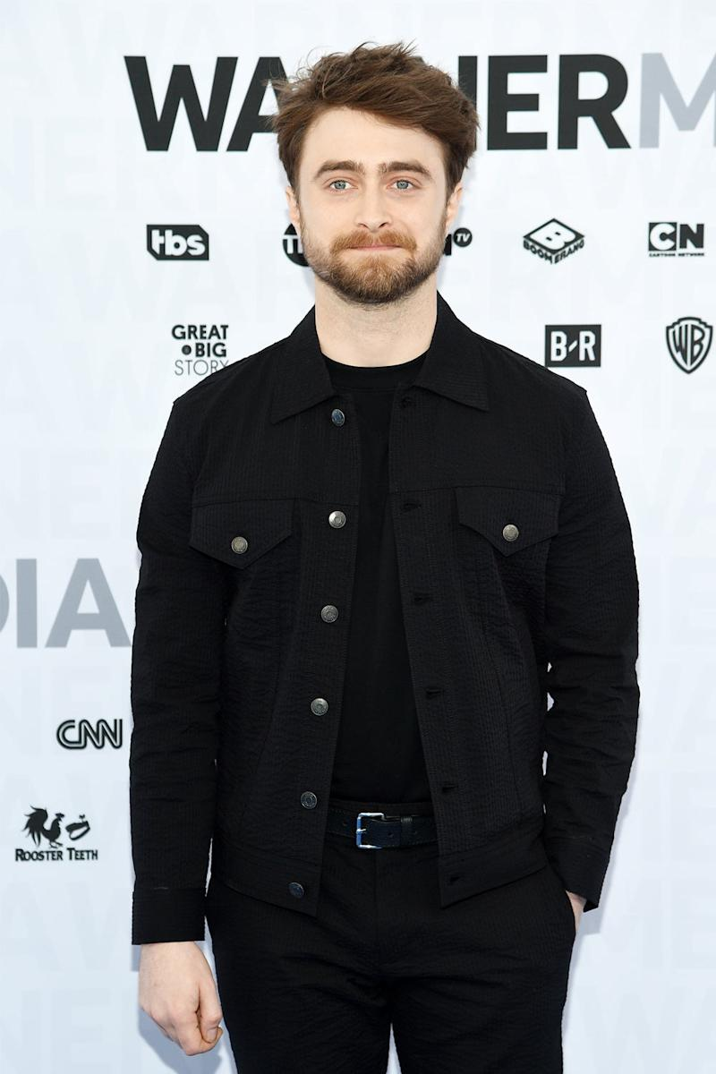 Fake: Reps for Radcliffe denied he had a virus (Dimitrios Kambouris/Getty Images for WarnerMedia)