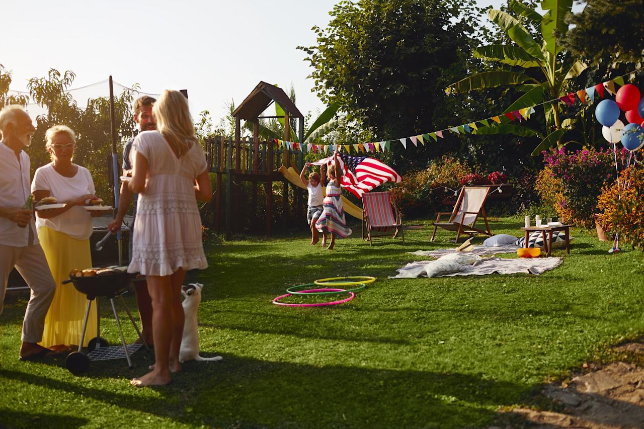 """<p>Anyone who's ever been to a <a href=""""https://www.housebeautiful.com/entertaining/holidays-celebrations/g1828/fourth-of-july-decorations/"""" target=""""_blank"""">4th of July party</a> knows it's just about the best time of the summer to break out the party games. You're already outside grilling, <a href=""""https://www.housebeautiful.com/entertaining/g20686900/4th-of-july-cocktails/"""" target=""""_blank"""">drinking</a>, and having a good time on what is hopefully a beautiful, warm summer day, so it's prime time for lawn games—whether you prefer beer pong, cornhole or giant Jenga. Outdoor games are also a great way to entertain little ones at the party, too (think patriotic bingo or a perfectly on-theme piñata!), keeping the adults and the kids having fun all day.</p><p>If you're hosting a<a href=""""https://www.housebeautiful.com/entertaining/holidays-celebrations/g1447/4th-of-july-entertaining-ideas/"""" target=""""_blank""""> July 4th party</a> this year, consider this your inspiration to stock up on some patriotic lawn games. There's a little something for everyone here, but they all have two things in common: They're super fun, and they love a good red, white, and blue color scheme. Happy partying!</p>"""