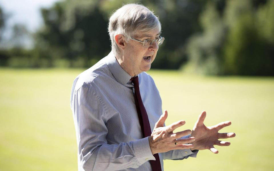 Mark Drakeford's comments came in an interview with The Telegraph - Matthew Horwood/Getty Images Europe