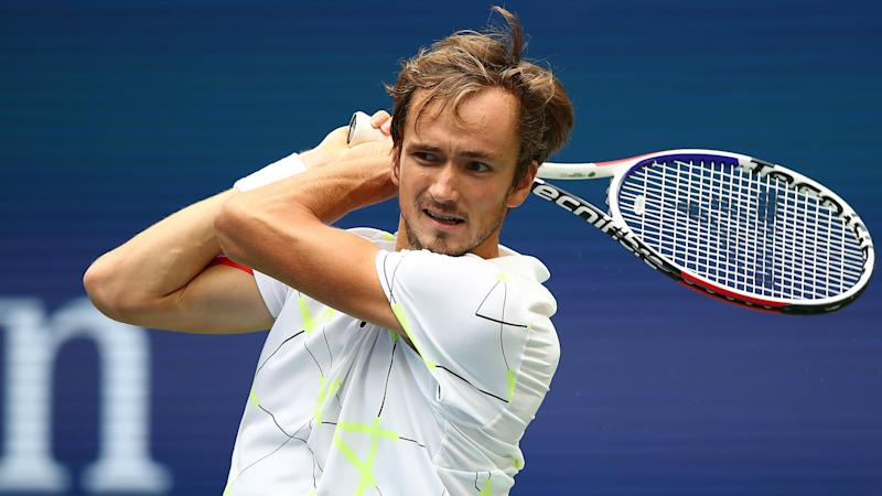 Medvedev continues fine form to book Coric final in St Petersburg