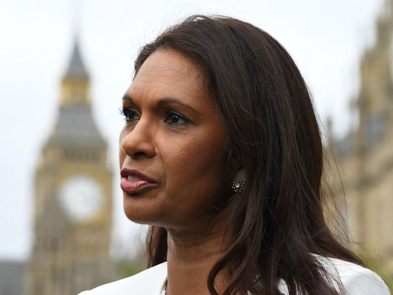 Gina Miller's campaign started off with a target to raise £10,000 but quickly exceeded it: AFP