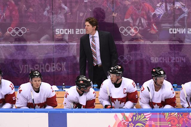 Mike Babcock's Olympic hockey masterpiece close to being good as gold